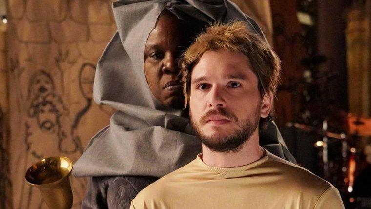 Game of Thrones   Kit Harington faz versão zoeira de momentos marcantes da série