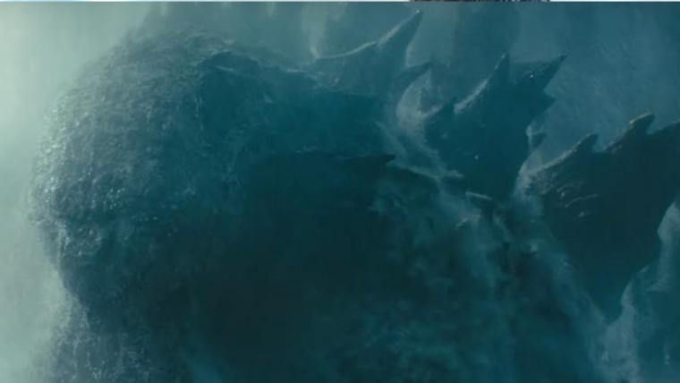 Godzilla II: Rei dos Monstros   Monstros se enfrentam em trailer final