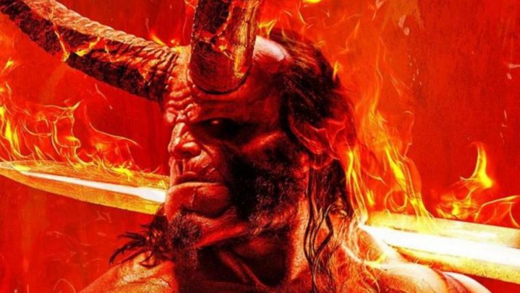 Hellboy | David Harbour tenta falar nomes do capeta em novo vídeo promocional