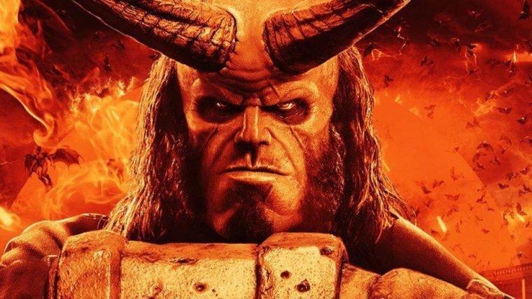 Hellboy ganha teaser mostrando momentos brutais do filme