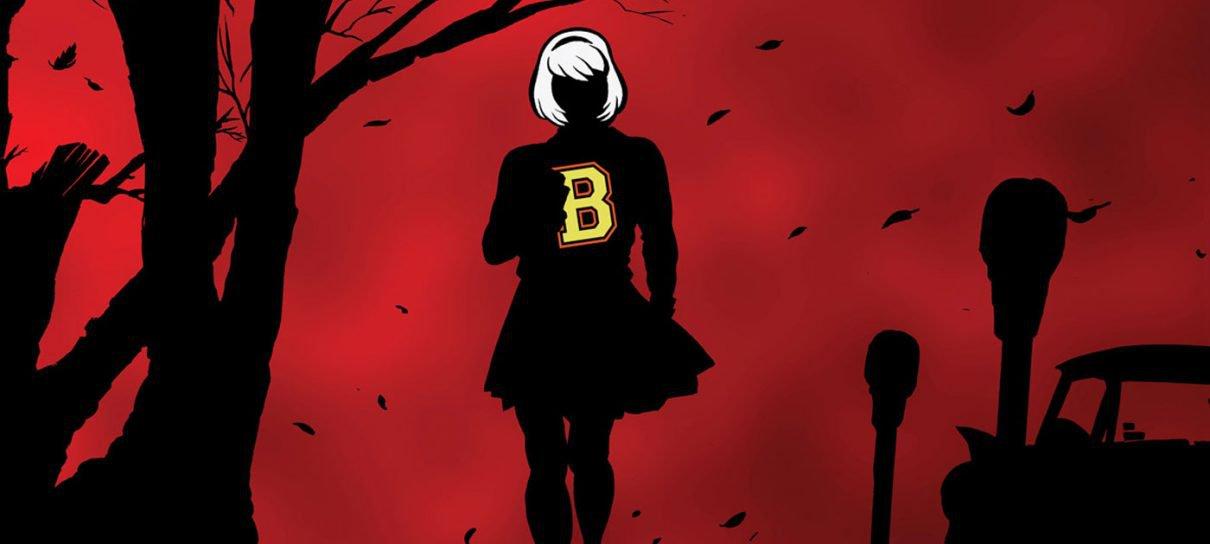 O Mundo Sombrio de Sabrina   HQs que inspiraram a série serão lançadas no Brasil