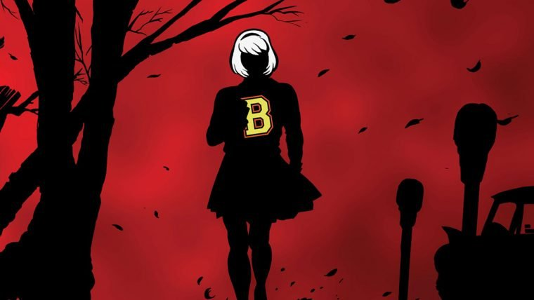 O Mundo Sombrio de Sabrina | HQs que inspiraram a série serão lançadas no Brasil