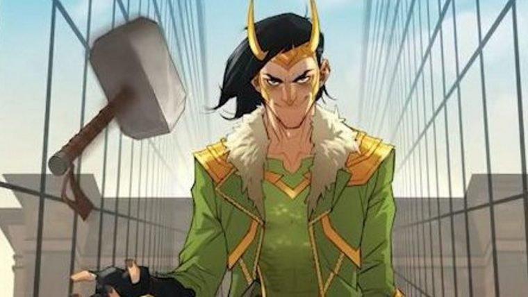 Marvel vai lançar nova HQ do Loki