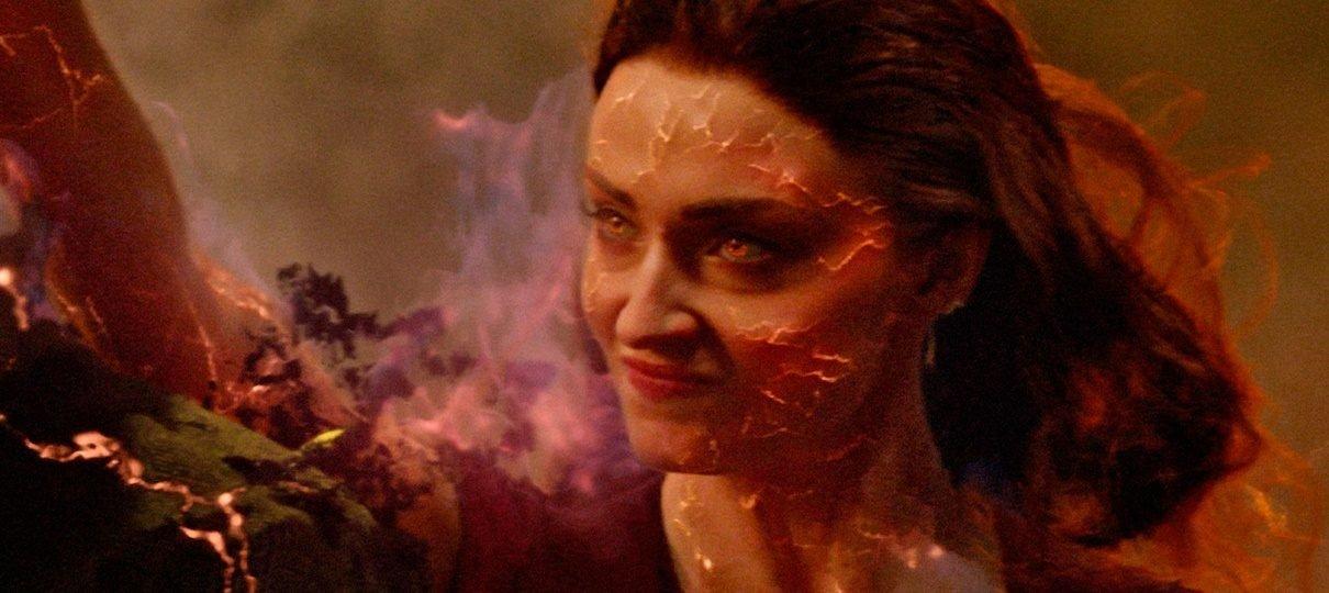 Novas imagens de X-Men: Fênix Negra exibem poderes de Jean Grey