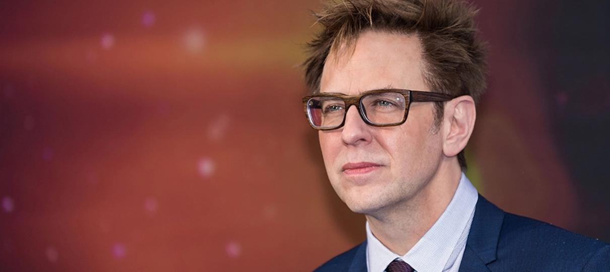 James Gunn não foi a première de Vingadores: Ultimato porque estava