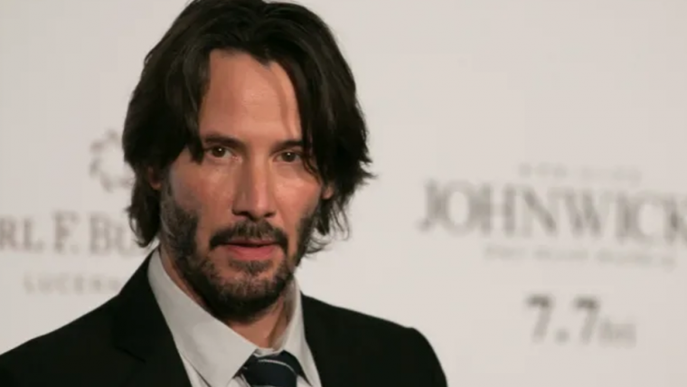 Keanu Reeves terá um festival de cinema para chamar de seu
