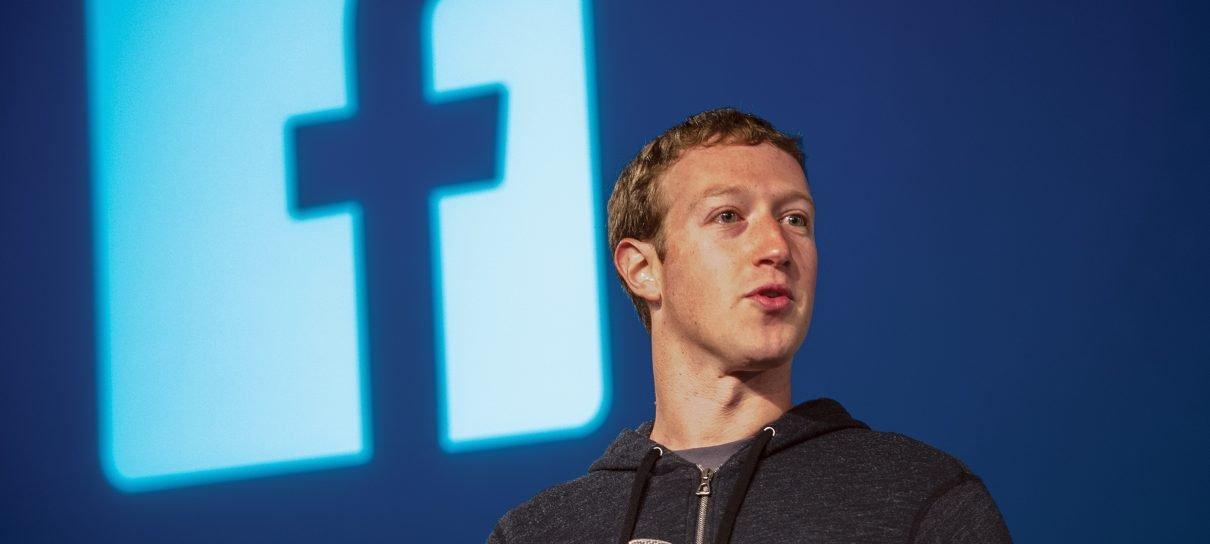 Zuckerberg usou dados de usuários do Facebook como moeda de troca, diz site