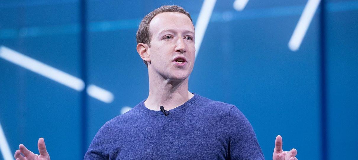 Mark Zuckerberg pede para que os governos criem regulamentações para a internet