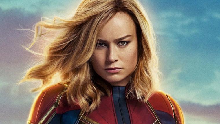 Capitã Marvel alcança a marca de US$ 1 bilhão