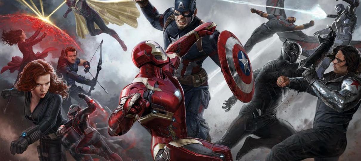 Hoje é o melhor dia para uma maratona da Marvel antes da estreia de Vingadores: Ultimato