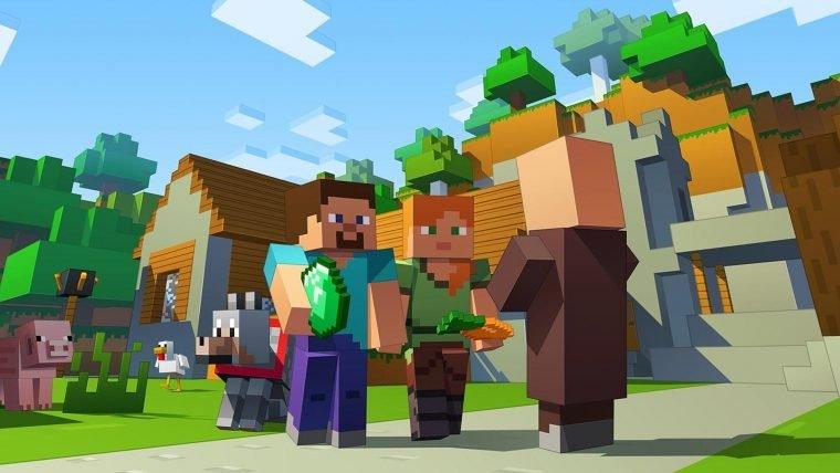 Minecraft | Filme estreia em 2022
