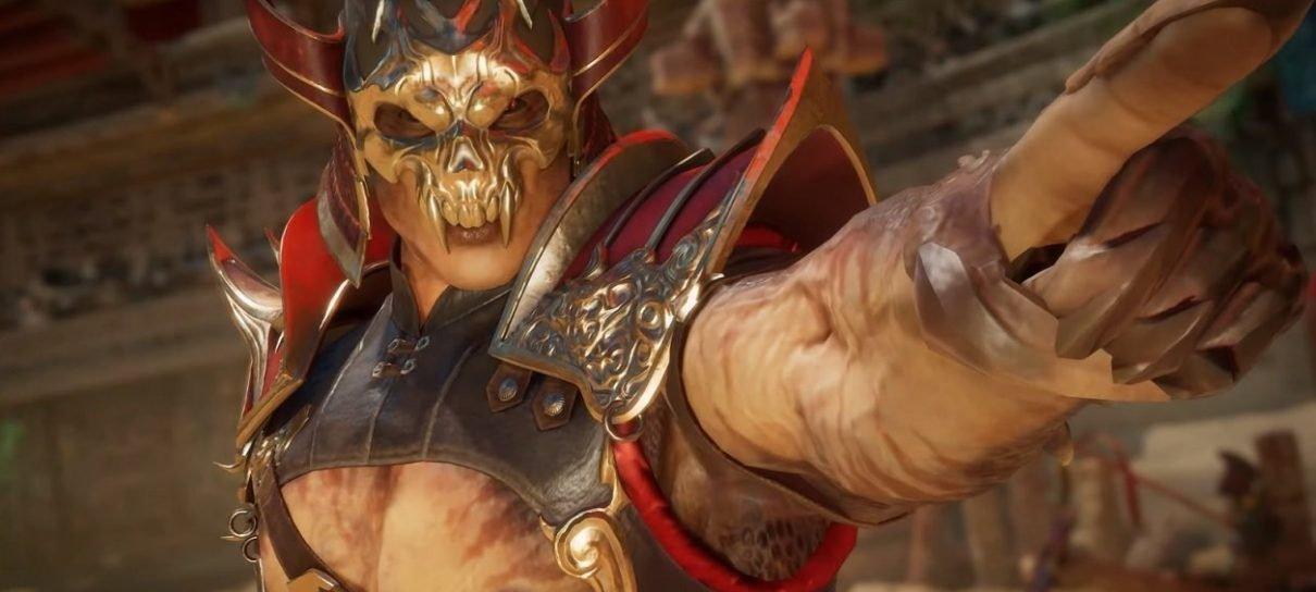 Mortal Kombat 11 | Leis impedem lançamento na Indonésia