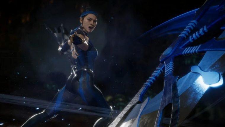 Mortal Kombat 11 | Kitana mostra suas habilidades em novo trailer