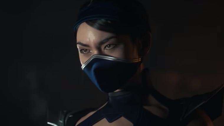 Mortal Kombat 11 | Kitana é revelada em comercial de TV