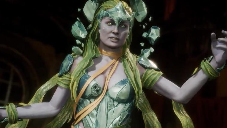 Mortal Kombat 11 | Teaser revela habilidades de Cetrion, nova lutadora da franquia