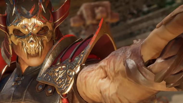 Mortal Kombat 11 ganha trailer de lançamento com a música mais conhecida da franquia