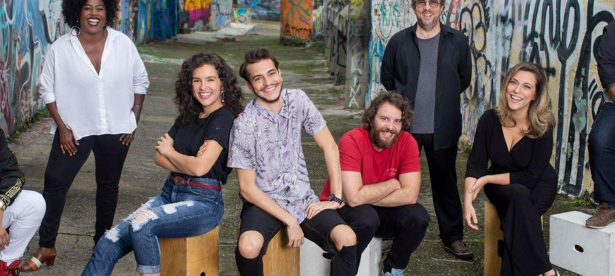 Ninguém Tá Olhando | Série cômica dirigida por Daniel Rezende estreia na Netflix em 2019
