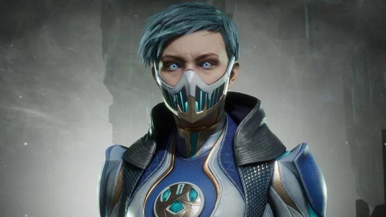Novo trailer de Mortal Kombat 11 anuncia Frost