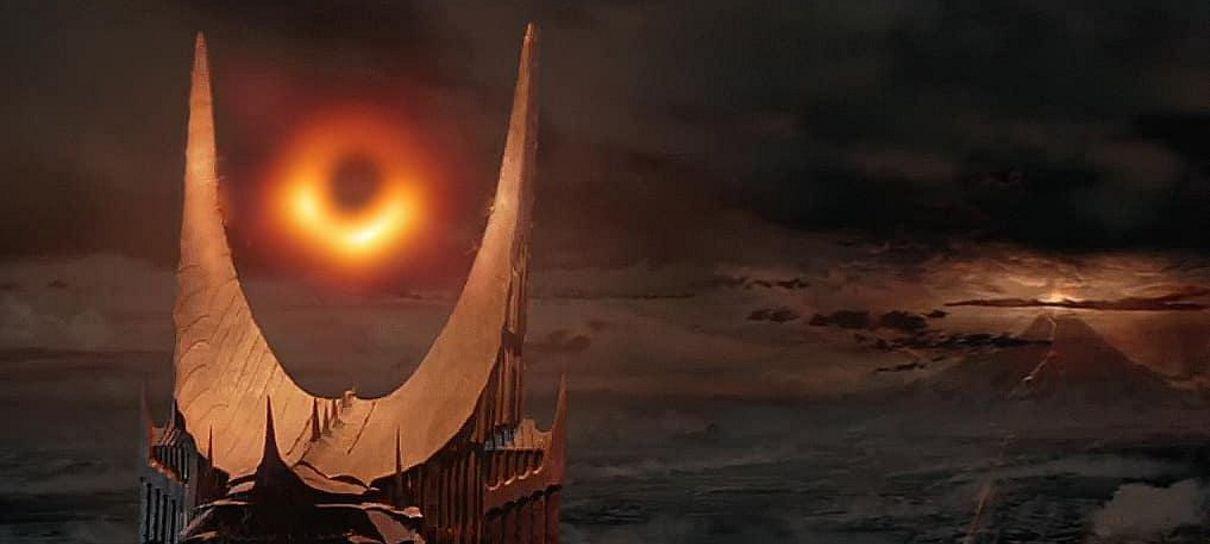 A primeira imagem de um buraco negro já virou zoeira na internet