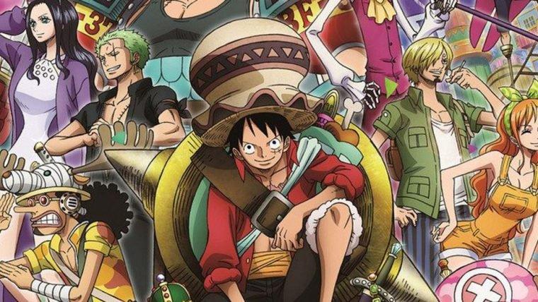 One Piece Stampede | Confira o pôster do novo filme