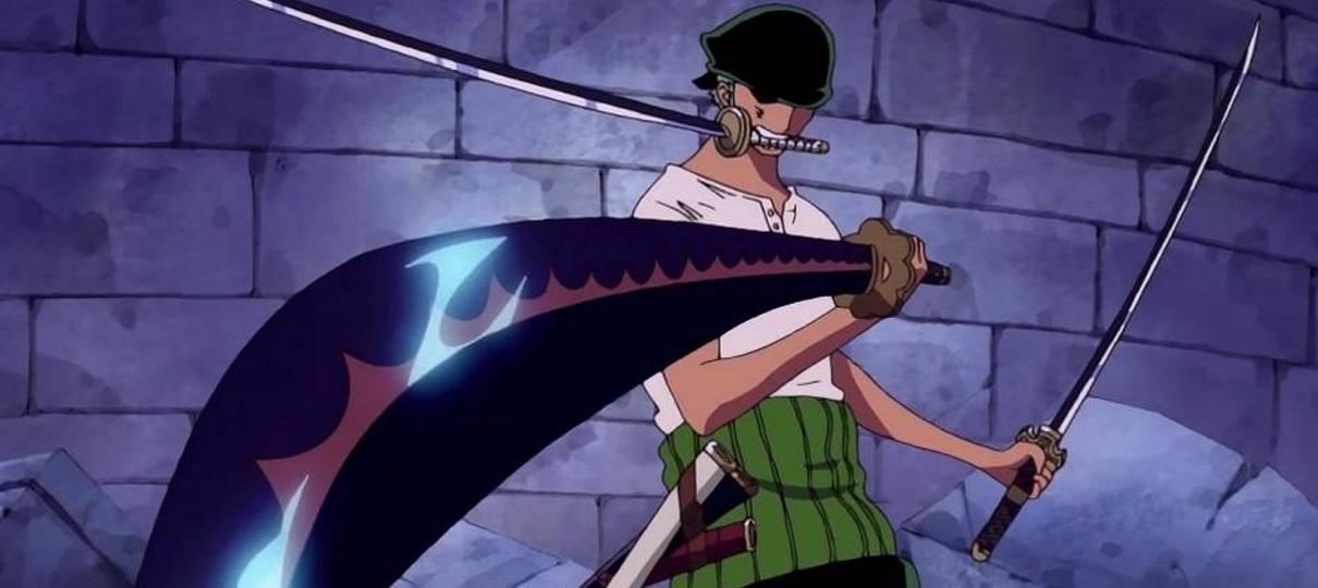 One Piece | Criador imagina espadas de Zoro como humanos