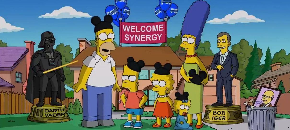Os Simpsons | Vídeo zoeiro anuncia que todas as temporadas estarão no Disney+