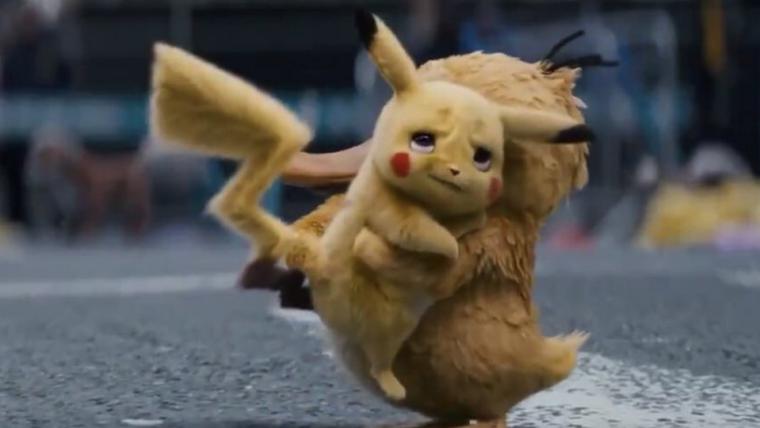 Detetive Pikachu ganha trailer emocionante ao som de Louis Armstrong