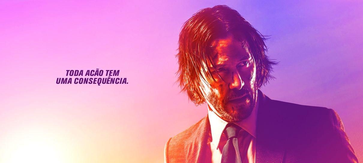 John Wick 3 – Parabellum | Pôster final mostra que tudo mudou para o protagonista