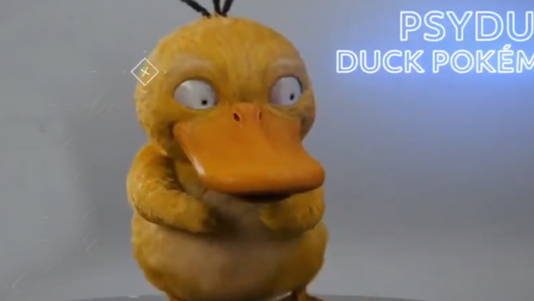 Pokémon fazem teste de elenco para Detetive Pikachu em novo vídeo do filme