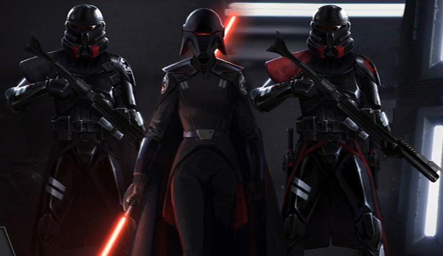Star Wars Jedi: Fallen Order trará novo tipo de Stormtroopers