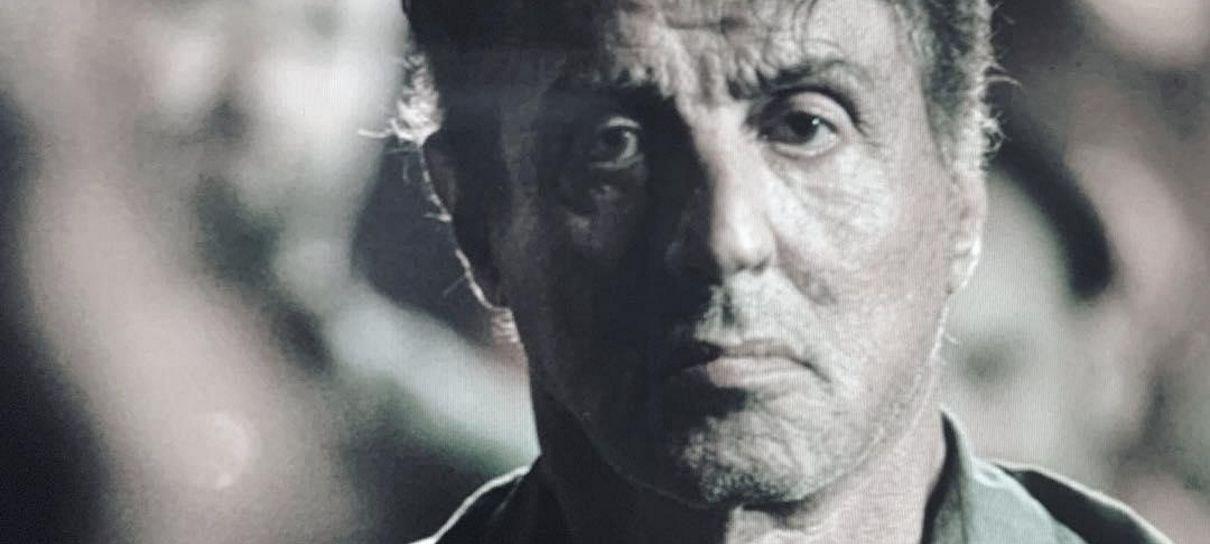 Sylvester Stallone diz que Rambo V: Last Blood vai