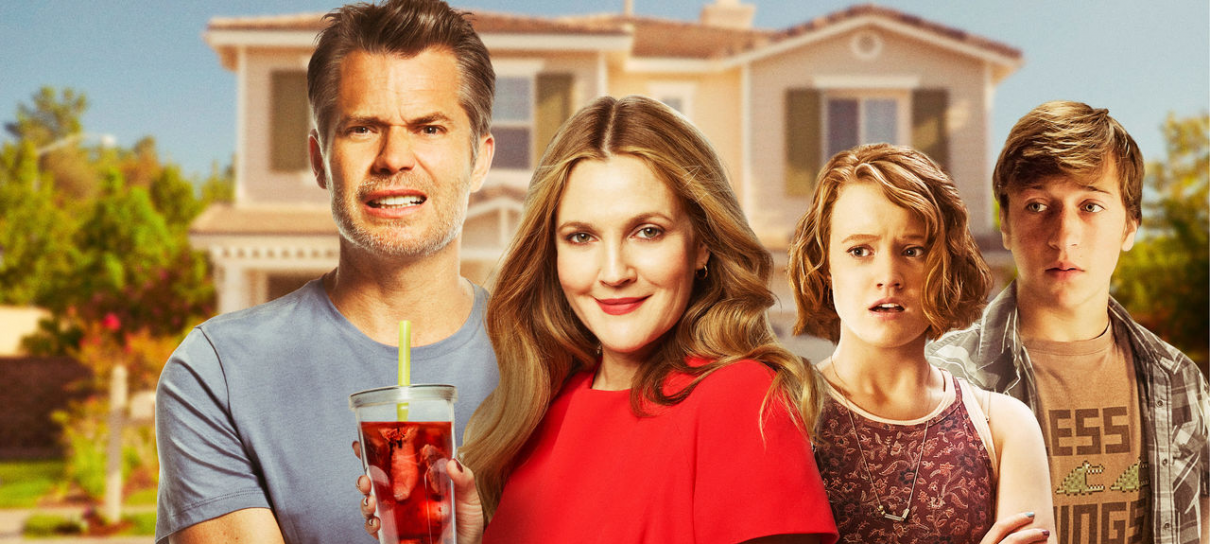 Santa Clarita Diet é cancelada pela Netflix