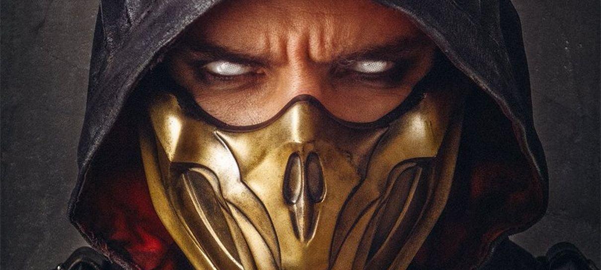 Mortal Kombat   Maul Cosplay encarna Scorpion em vídeo zoeira