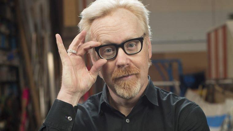Adam Savage, dos Caçadores de Mitos, terá nova série científica
