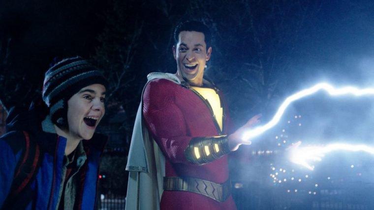 Shazam! | Produtor explica que um dos cameos do filme seria diferente