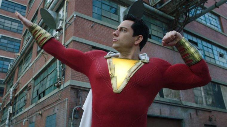 Shazam! | Diretor revela cameo que fez no filme