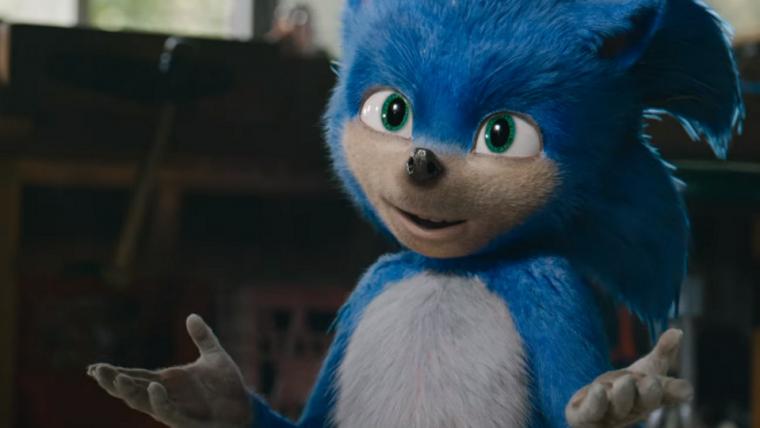 Sonic: O Filme | Internet reage ao primeiro trailer do longa