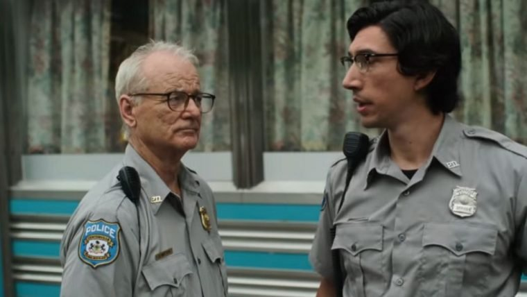 The Dead Don't Die | Trailer coloca Bill Murray, Adam Driver e Tilda Swinton contra zumbis