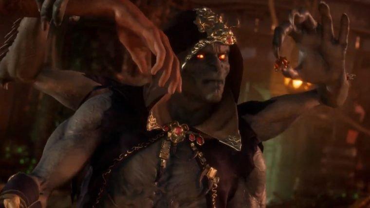 The Kollector é o mais novo lutador de Mortal Kombat 11; veja teaser