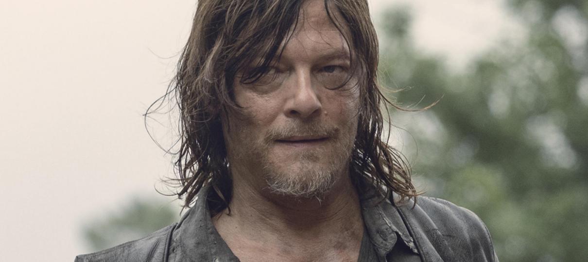 The Walking Dead   Sexualidade de Daryl será explorada na 10ª temporada