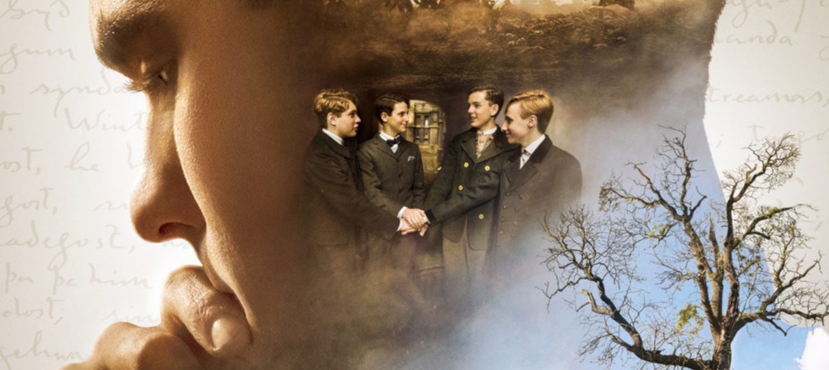 Cinebiografia de J.R.R. Tolkien ganha novo cartaz