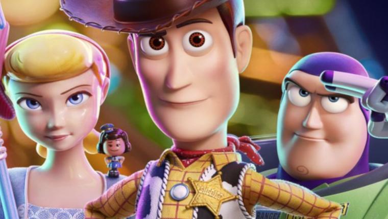 Toy Story 4 ganha novo pôster com protagonistas reunidos