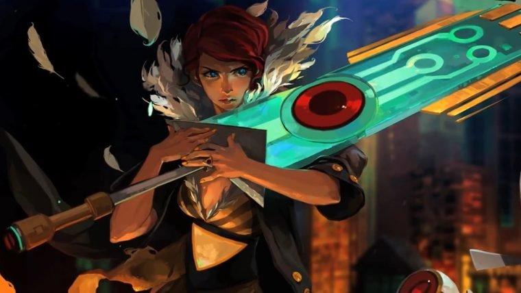 Transistor, jogo RPG de ficção científica, está gratuito na Epic Games Store