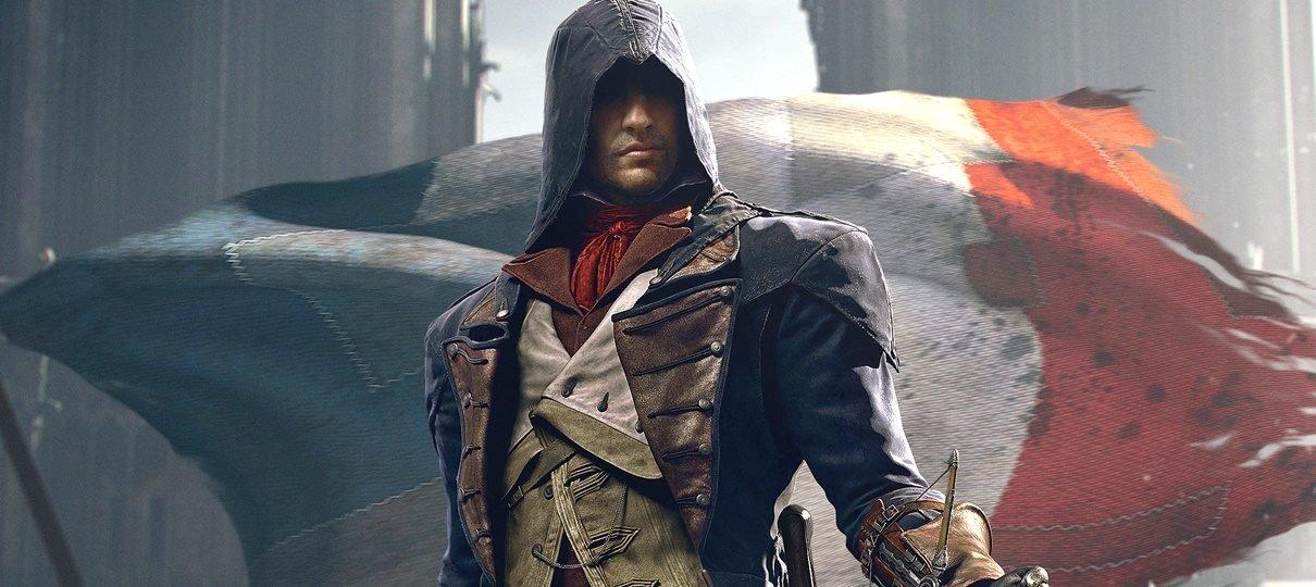 Ubisoft vai doar 500 mil euros para a reconstrução da Catedral de Notre-Dame