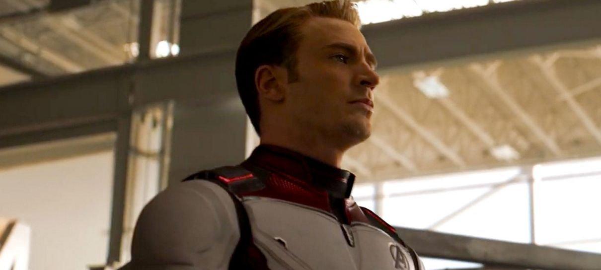 Vingadores: Ultimato | Chris Evans diz que Marvel guardou o melhor para o final