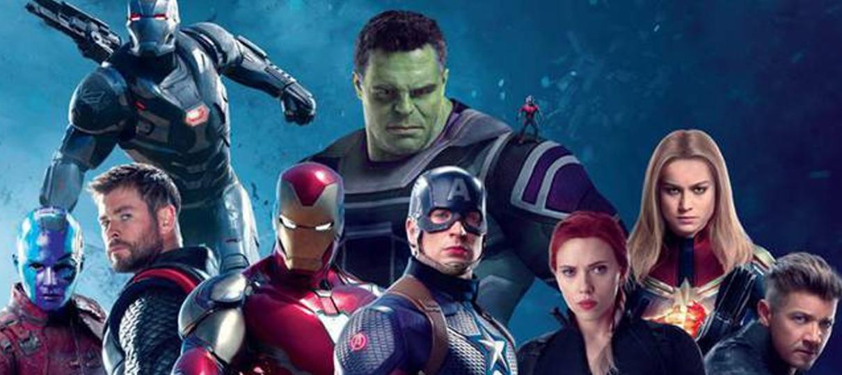 Vingadores: Ultimato | Arte mostra Capitã Marvel com novo uniforme