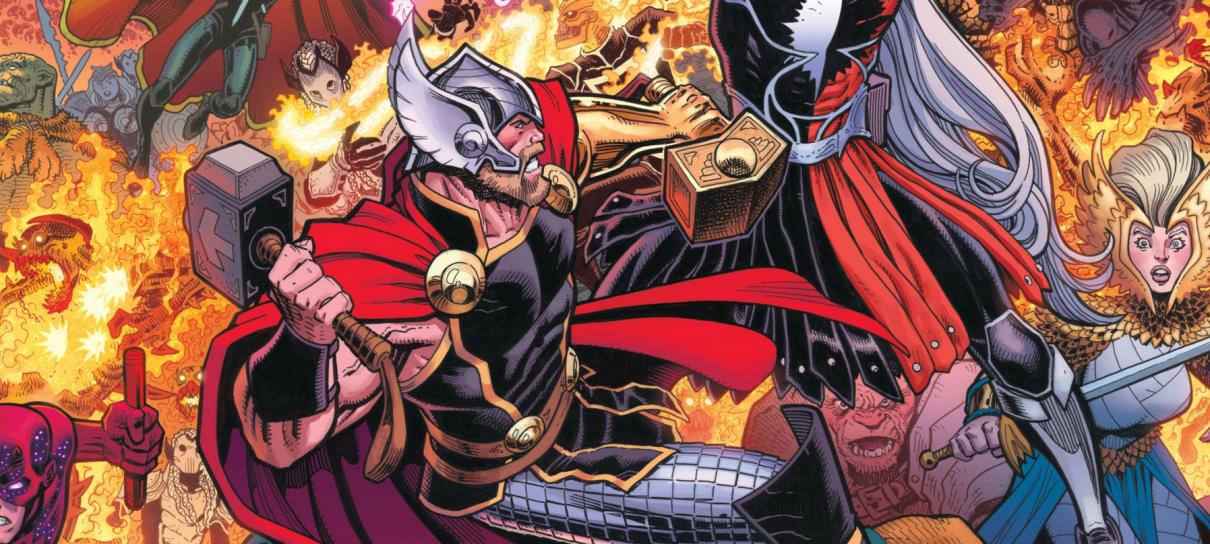 Thor | Personagem importante morre nas HQs Marvel