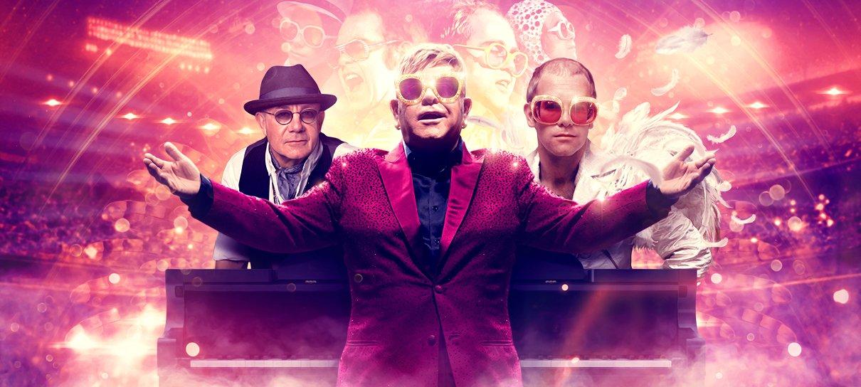 """Elton """"Reginaldo"""" John: Gênio Extravagante"""