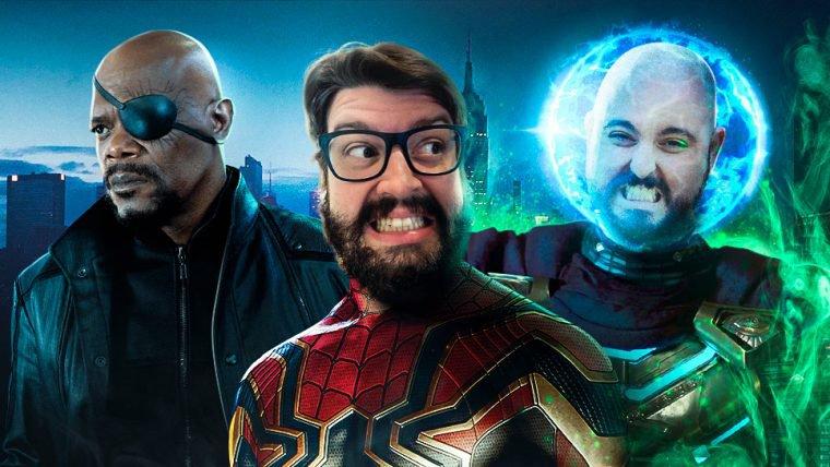 Trailer 2 de Homem-Aranha: Longe de Casa