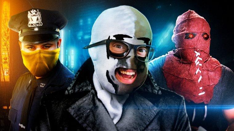 Trailer de Watchmen - TIC TOC 🙂 + Brightburn 💥💥